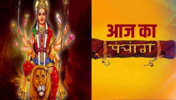 Aaj Ka Panchang 13 April 2021: देवी दुर्गा की उपासना का पर्व चैत्र नवरात्रि आज से शुरू, पंचांग से जानें पूजा का शुभ समय क्या है