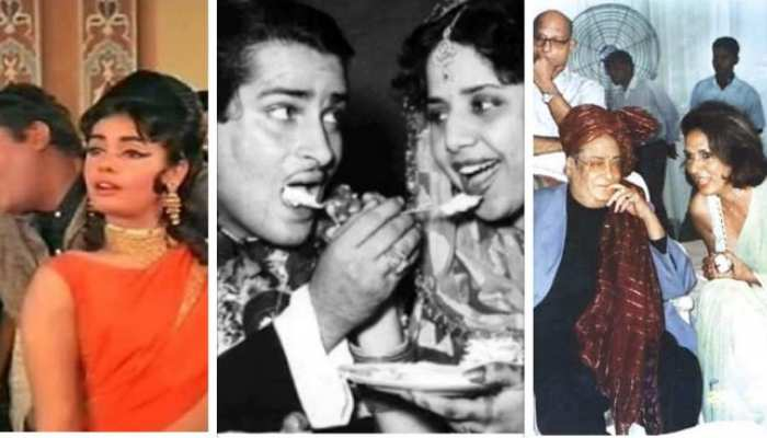 shammi kapoor got married to geeta bali without permission of his family