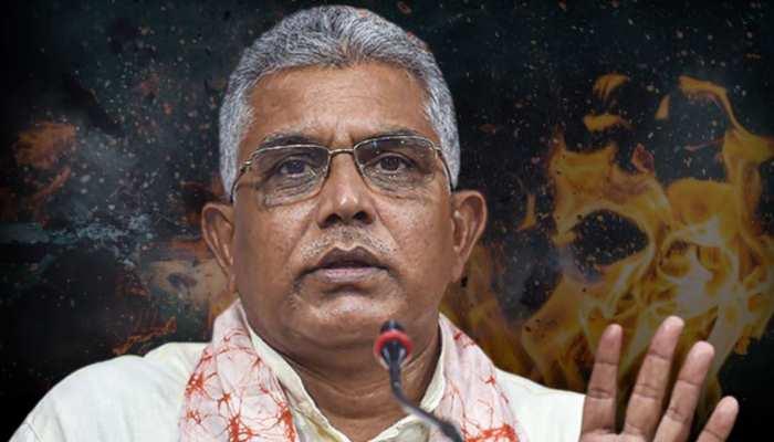 BJP के खिलाफ चुनाव आयोग का बड़ा ऐक्शन, अध्यक्ष दिलीप घोष को नोटिस