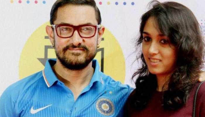 ब्वॉयफ्रेंड संग बॉक्सिंग करती दिखीं आमिर खान की लाडली बेटी आइरा खान