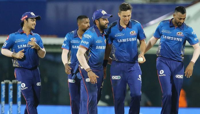 IPL 2021: KKR पर मिली रोमांचक जीत के बाद भी खुश नहीं हैं 'हिटमैन' रोहित, ये है वजह