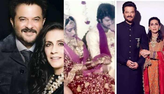 sunita kapoor left her settle modelling career for struggle actor anil kapoor
