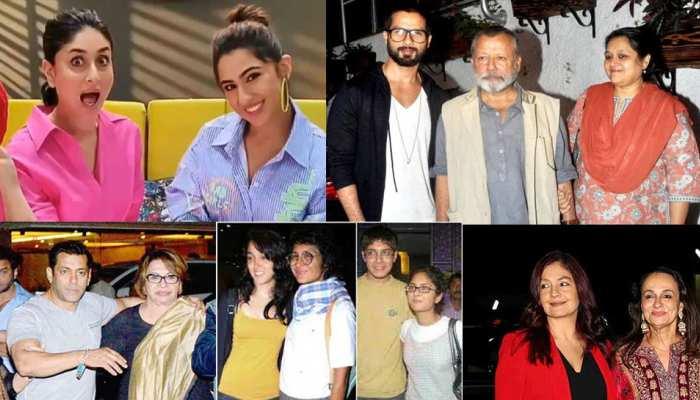 These Bollywood celebs love their stepmother too Sara Ali Khan Kareena Kapoor, Farhan Akhtar Shabana Azmi etc