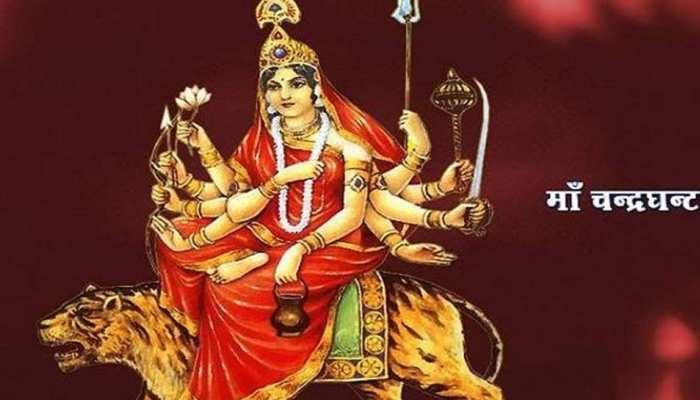 Chaitra Navratri Day 3: नवरात्रि के तीसरे दिन ऐसे करें मां चंद्रघंटा की पूजा, भक्तों के समस्त डर को दूर करती हैं माता रानी