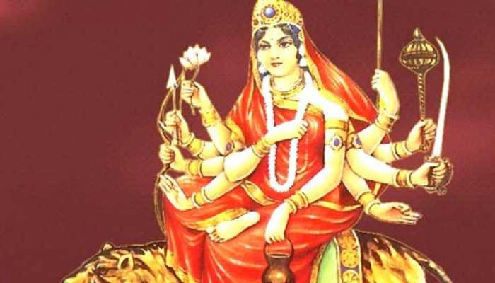 नवरात्रि तीसरा दिन: आज होगी मां चंद्रघंटा की पूजा, जानिए विधि..