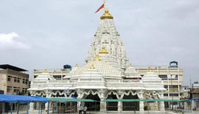 नवरात्रि में 9 शक्ति पीठों की कहानी- इस मंदिर के गर्भ गृह में नहीं है मूर्ति, श्रीयंत्र की होती है पूजा
