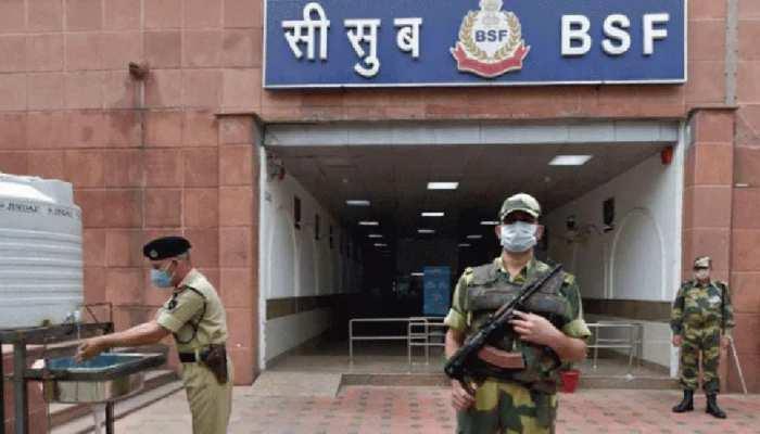Corona के मामलों ने बढ़ाई BSF की चिंता, सामने आए 463 नए केस