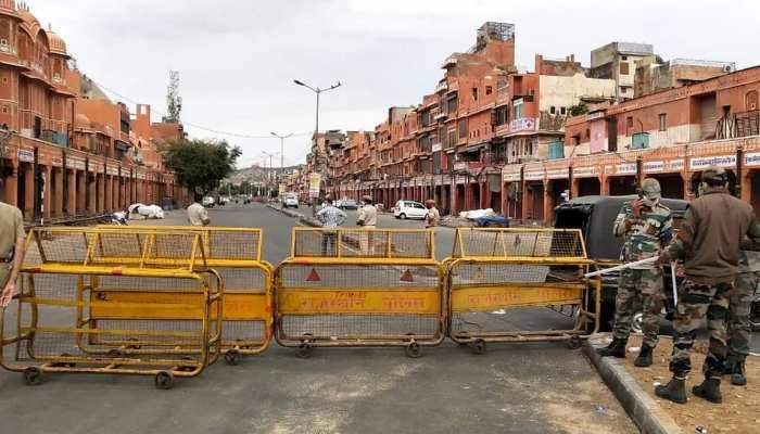 Covid 19 : Rajasthan सरकार का बड़ा फैसला, शुक्रवार शाम 6 बजे से लगेगा वीकेंड कर्फ्यू