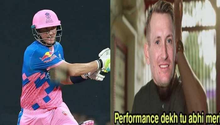 IPL 2021 DC vs RR: Chris Morris ने खेली मैच विनिंग पारी, Fans ने लिए Sanju Samson और David Miller के मजे