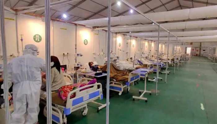 झारखंड में Corona ने पकड़ी रफ्तार, अस्पताल में बेड बढ़ाने में आई तेजी