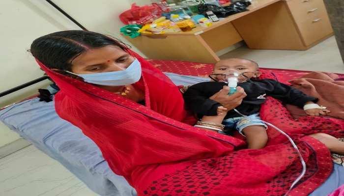 कोरोना पर भारी पड़ी मां की ममता! नर्स, डॉक्टर और गार्ड की आंखों से भी छलके आंसू