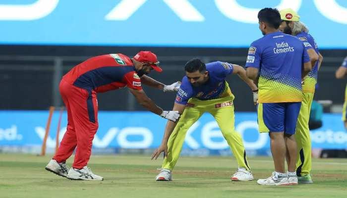 IPL 2021: मैच से पहले Deepak Chahar ने छुए थे Mohammed Shami के पैर और फिर मैदान में मचा दिया कहर