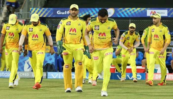 आईपीएल 14 में जीत का स्वाद चखने के बाद धोनी ने चेन्नई की पिच पर उठाए सवाल