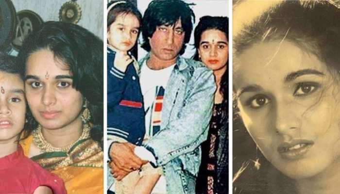 shakti kapoor wife shivangi kolhapure left her family and filmy career for him