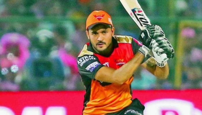 Manish Pandey की फ्लॉप बल्लेबाजी पर भड़के फैंस, Twitter पर कर दी ये बड़ी मांग