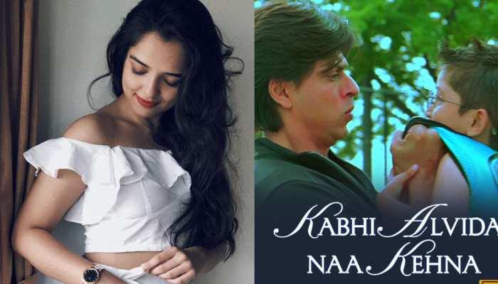Shah Rukh Khan onscreen Son Ahsaas Channa becomes star watch videos