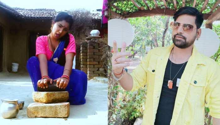 Rakesh Mishra का गाना 'पुदिना' दे रहा गर्मियों में ठंडक, धूम मचा रहा है VIDEO