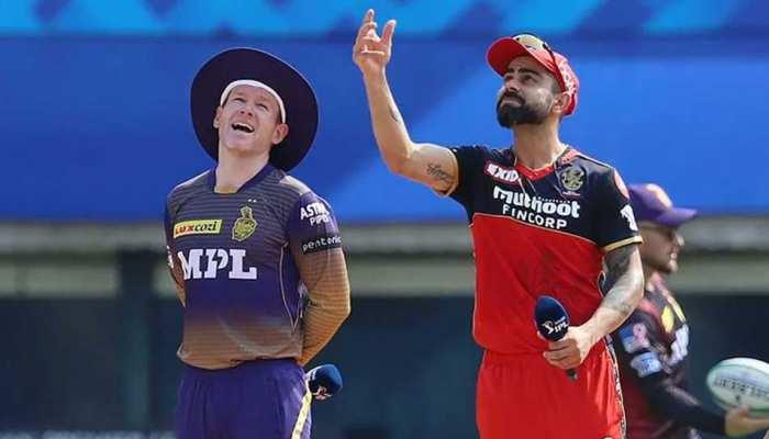 IPL 2021 RCB vs KKR: Virat Kohli ने जीता टॉस, फैंस को नहीं हुआ यकीन, ट्विटर पर लिए मजे
