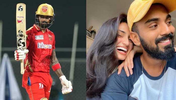 IPL 2021 PBKS vs DC: 'Birthday Boy' KL Rahul की Fifty पर Rumored Girlfriend Athiya Shetty ने यूं जताई खुशी