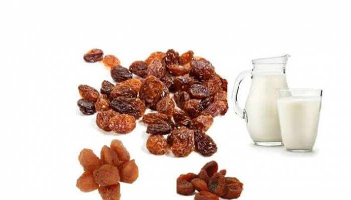 एक गिलास दूध के साथ इस समय खा लें 4 मुनक्के, रामबाण फायदे आपको हैरान कर देंगे!