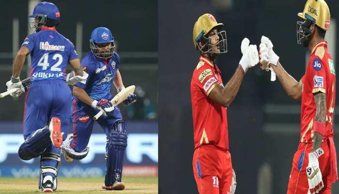 DC vs PBKS: गब्बर की गरज के आगे राहुल-मयंक की फिफ्टी बेकार, दिल्ली की 6 विकेट से जीत