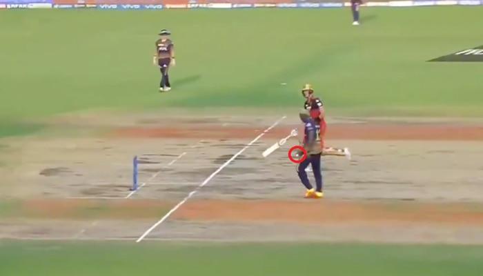 IPL 2021: Andre Russell ने जानबूझकर छोड़ा Kyle Jamieson का रन आउट? Twitter पर उठे सवाल; Video