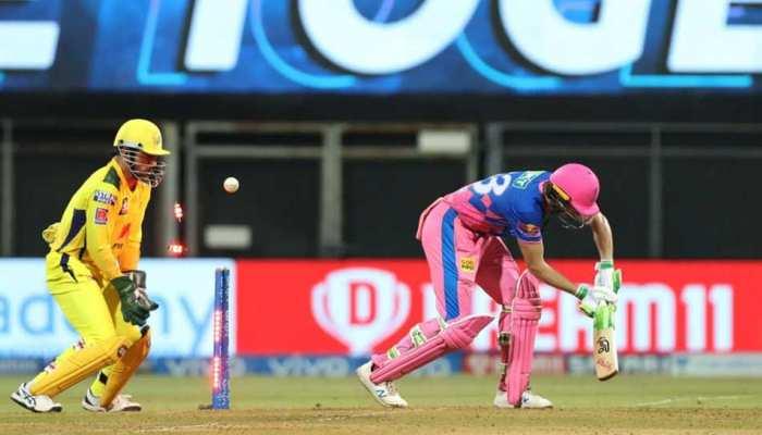 IIPL 2021 CSK vs RR: चेन्नई की 45 रन से जीत, राजस्थान के छूटे पसीने