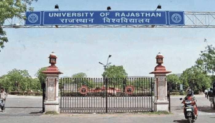 Rajasthan University के हॉस्टल्स में रहे छात्रों के सामने बड़ी समस्या