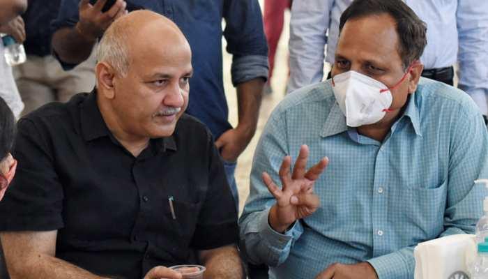 Coronavirus: दिल्ली में 2 हफ्ते में 3 गुना बढ़े बेड, Manish Sisodia बोले- घर में ज्यादा लोग ठीक हो रहे
