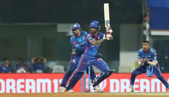 IPL 2021 DC vs MI: रोमांचक मुकाबले में दिल्ली ने मुंबई को 6 विकेट से दी मात