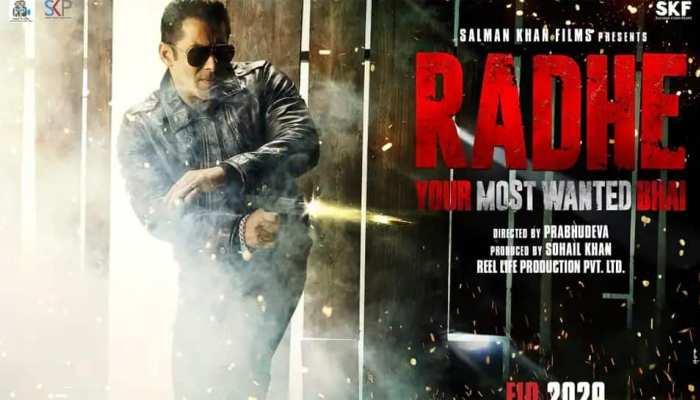 """इंतेजार खत्म: इस दिन रिलीज होगी सलमान खान की फिल्म """"Radhe: Your Most Wanted Bhai"""""""