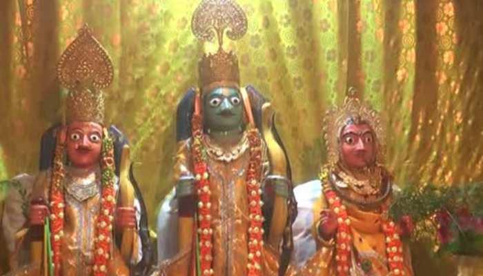 राम नवमी पर करें श्रीराम के मूंछ वाले क्षत्रिय रूप के दर्शन, यह मंदिर संभवतः देश में एकमात्र मंदिर है