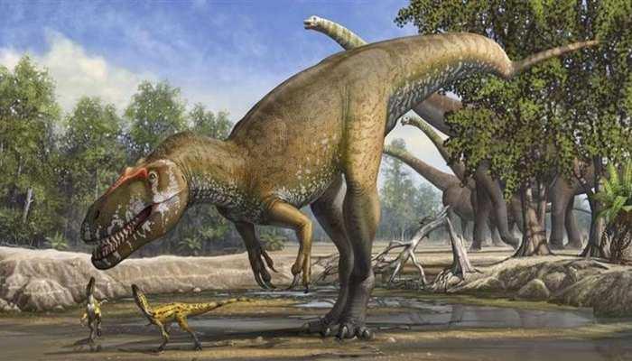 Dinosaur: वैज्ञानिकों ने किया बड़ा खुलासा! करोड़ों साल पहले धरती पर ऐसे हुआ महाविशालयकाय डायनासोर का अंत