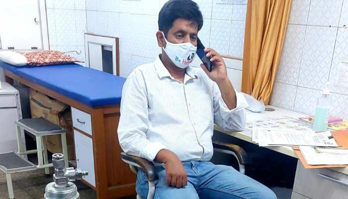 Corona: मिलिए दिल्ली के Oxygen Man आसिम से, अब तक बचाई 550 लोगों की जान