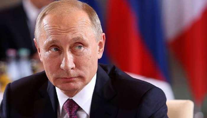 Vladimir Putin  की दुश्मनों को खुली धमकी-खतरे का निशान पार न करें, पछताना पड़ेगा