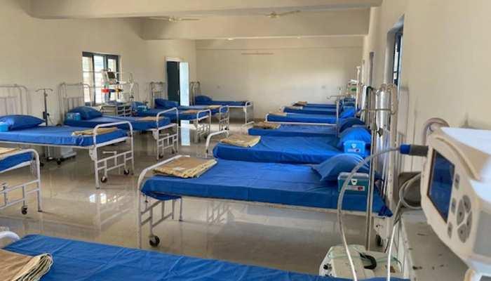 MP के इस जिले में बन रहा 1000 बेड वाला कोविड अस्पताल, इतने दिन में हो जाएगा तैयार