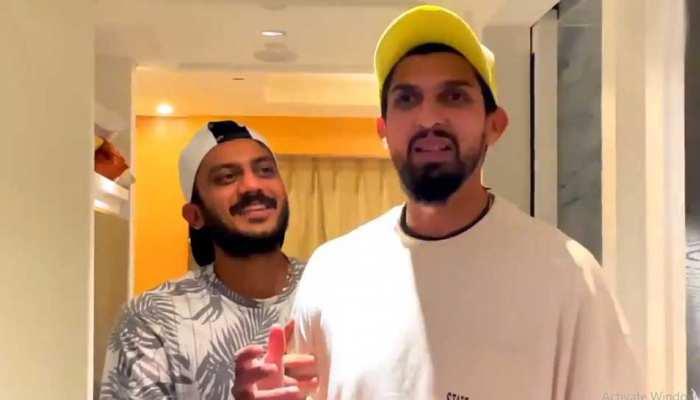 IPL 2021: कोरोना को हराकर Axar Patel की Delhi Capitals में वापसी, Ishant Sharma बोले-'Rishabh Pant के अपार्टमेंट में सो जा'