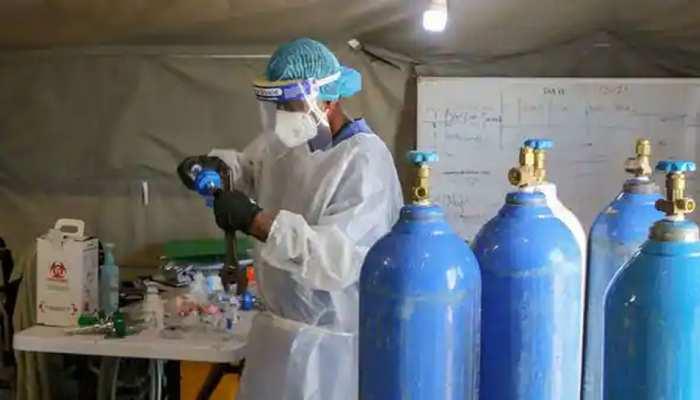 दिल्ली: जयपुर गोल्डन अस्पताल में ऑक्सीजन की कमी के चलते 20 मरीजों की मौत