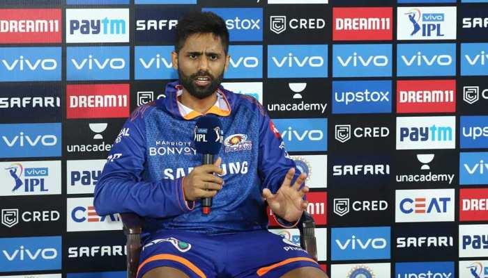 IPL 2021: Mumbai Indians के Middle Order की नाकामी पर Suryakumar Yadav ने कही बड़ी बात