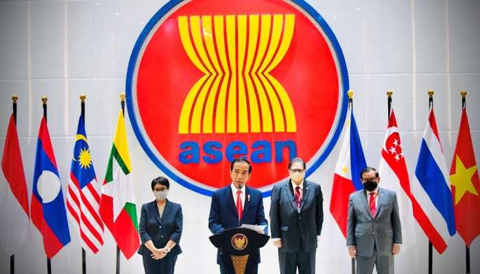 ASEAN नेताओं ने Myanmar के सैन्य शासकों से की दोटूक मांग, 'लोगों का कत्लेआम तुरंत बंद किया जाए'
