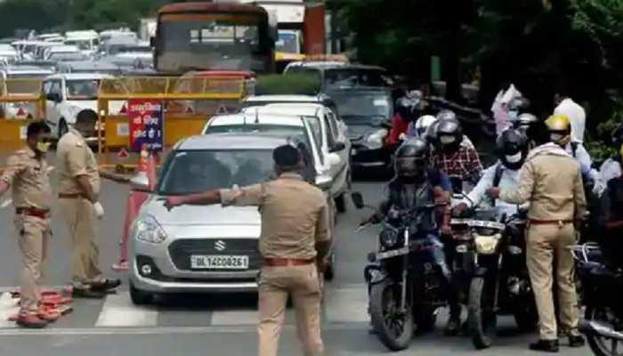 Patna: कोरोना से बचाव के लिए ऑटो-बस में चला जांच अभियान, 197 वाहन के कटे चालान, 37 जब्त