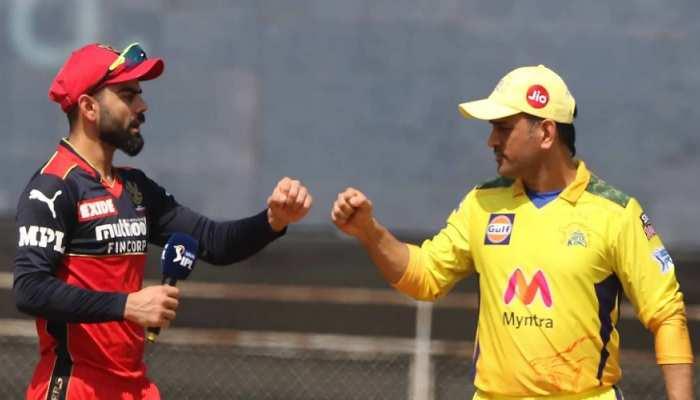 IPL 2021 CSKvRCB: धोनी के धुरंधरों ने रोका विराट सेना का विजय रथ, जडेजा रहे जीत के हीरो