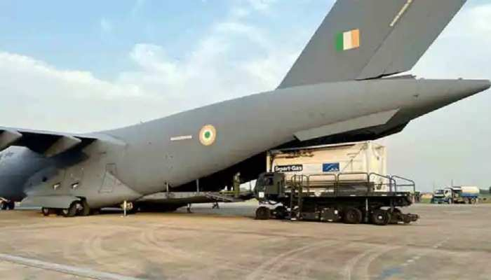 UP के बाद अब गुजरात व महाराष्ट्र जाएगा बोकारो का Oxygen, एयरलिफ्ट कर आएगा टैंकर