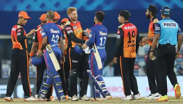 IPL 2021 SRH vs DC: रोमांचक सुपरओवर में दिल्ली ने हैदराबाद को दी शिकस्त