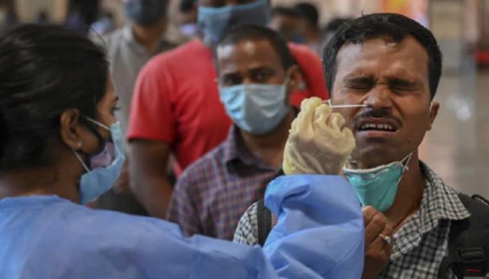 Corona in India: भारत में बेकाबू हुआ कोरोना, एक बार फिर सामने आए 3.5 लाख से ज्यादा नए मामले