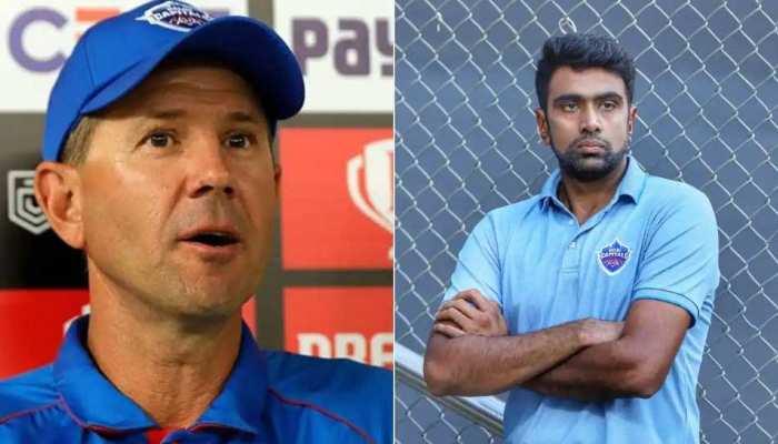 IPL 2021 से R Ashwin के अलग होने पर Delhi Capitals के कोच Ricky Ponting ने क्या कहा?