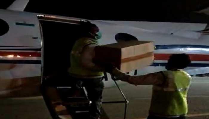 Bihar: अहमदाबाद से विशेष विमान के जरिए पटना आए 7000 Remdesivir इंजेक्शन, जल्द आएगी दूसरी खेप