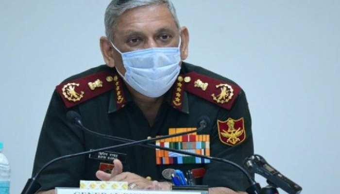 Corona के खिलाफ जंग में उतरी सेना, CDS रावत बोले- जवान करेंगे मुकाबला