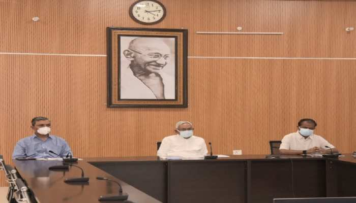 Corona को लेकर CM नीतीश की दो टूक, कहा-मरीजों के इलाज में नहीं हो कोई कोताही