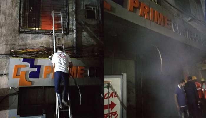 Maharashtra: प्राइवेट हॉस्पिटल में लगी आग, 4 की मौत; पूरा हुआ रेस्क्यू ऑपरेशन